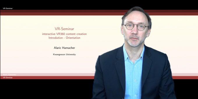VR Seminar Introduction